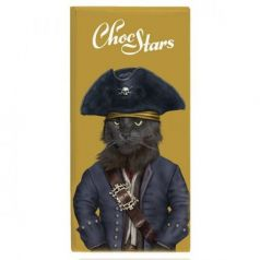 Pirata 100gr. ChocStars. 10 Unidades