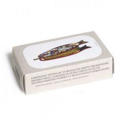 Sardinillas Ahumadas en Aceite 90gr. Jose Gourmet. 8 Unidades