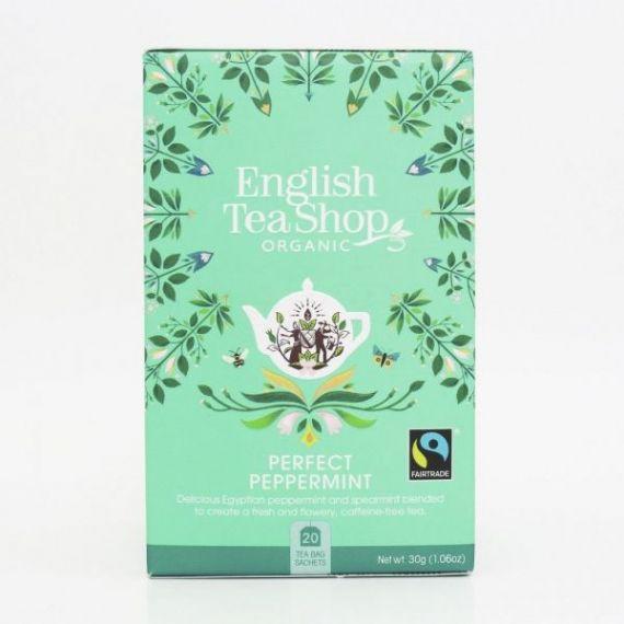 Infusión de Menta 30gr. English Tea Shop. 6 Unidades