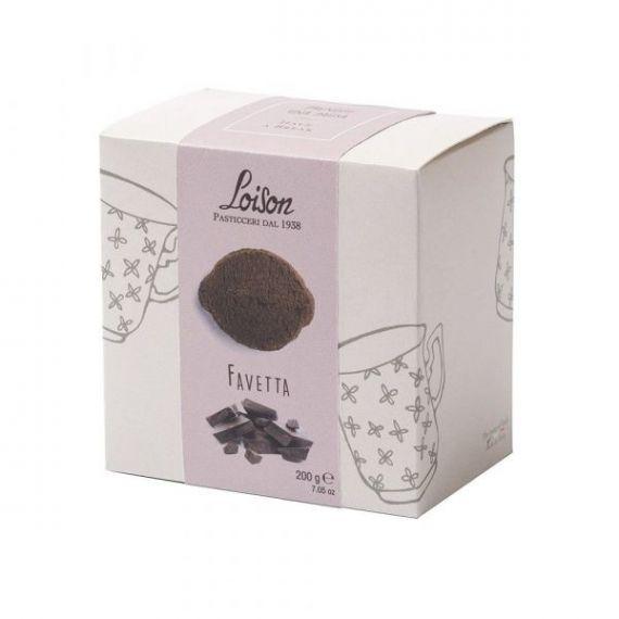Biscuits de Chocolate 200gr. Loison. 9 Unidades