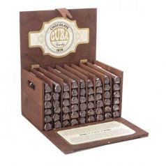 Puros caja de madera (54un de 100gr). Venchi. 1 Unidades