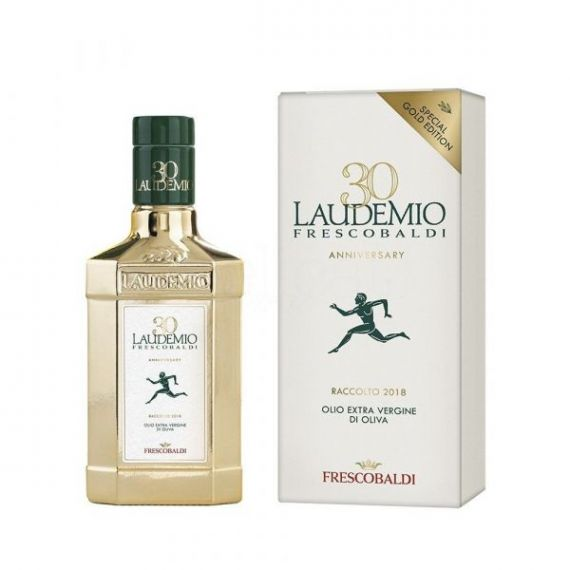 Laudemio - Aceite de Oliva Virgen Extra 500ml. Frascobaldi. 6 Unidades