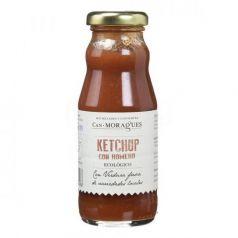 Ketchup con Romero 230gr. Can Moragues. 6 Unidades