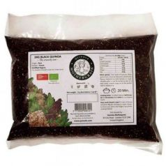 Quinoa Negra Bio Granel 2kg. Quinola. 3un