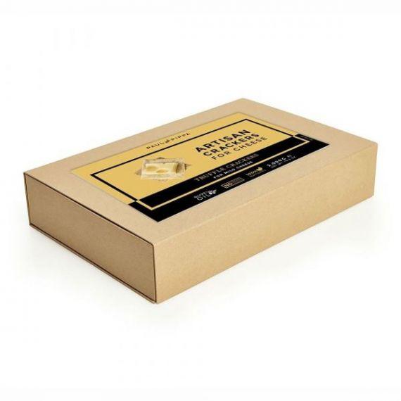 Crackers con Trufa 2kg. Paul & Pippa. 1 Unidades