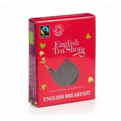 Te Breakfast Bio Horeca 50 bolsitas 100gr. English Tea Shop 1 Unidades