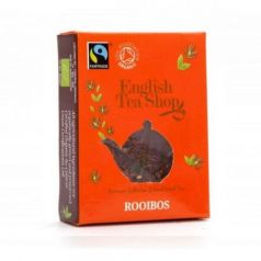 Te Rooibos Bio Horeca 50 bolsitas 100gr. English Tea Shop. 1 Unidades