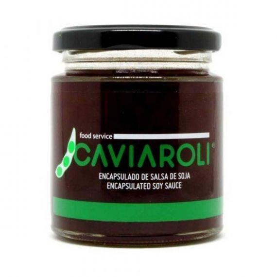Caviaroli de Salsa de Soja 220gr. Caviaroli. 4 Unidades