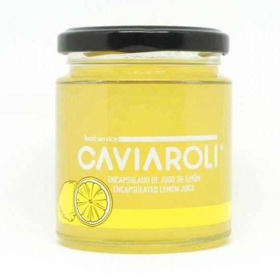 Caviaroli de Limón 220gr. Caviaroli. 4 Unidades