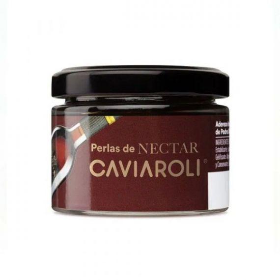 Caviaroli Vino Pedro Ximenez Néctar (Gonzalez Byass) 50gr. Caviaroli. 6 Unidades