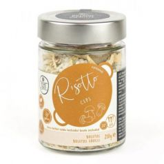 Risotto Ceps 210gr. Botanic & Fruits. 12 Unidades