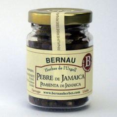 Pimienta de Jamaica 30gr. Bernau Herbes de l\'Urgell. 12 Unidades