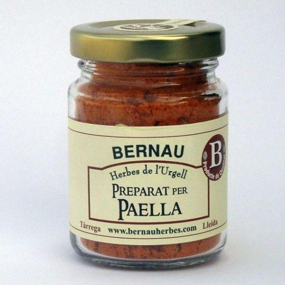 Preparado para Paella 30gr. Bernau Herbes de l\'Urgell. 12 Unidades