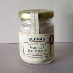 Vainilla azucarada 80gr. Bernau Herbes. 12 Unidades