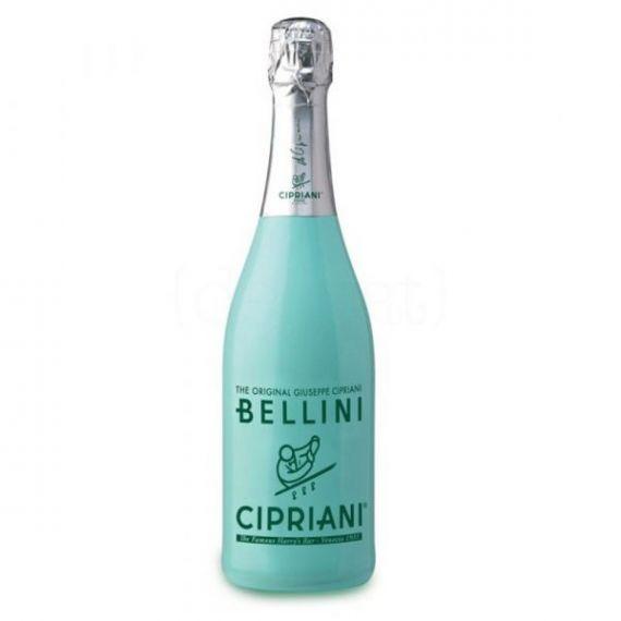 Bellini 750ml. Cipriani. 6 Unidades