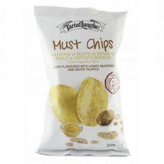 Patatas con Miel y Trufa Blanca 100gr. Tartuflanghe. 9 Unidades