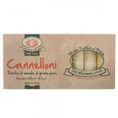 Cannelloni 250gr. Rustichella D\'Abruzzo. 12 Unidades