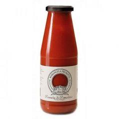 Pure de Tomate Natural Triturado BIO 690gr. Mariangela Prunotto. 12 Unidades
