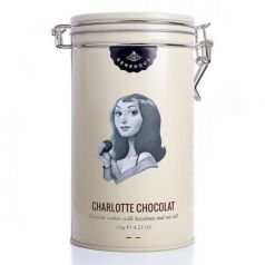 Charlotte Chocolate Lata 120gr. Generous. 4 Unidades