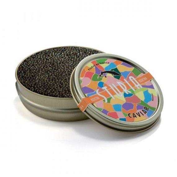 Caviar Oscietra 30gr. Sturia. 1 Unidades