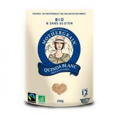Quinoa Blanca Bio 250gr. Quinola. 8un