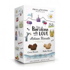 Paciencias From Barcelona with Love 150gr. Paul & Pippa. 8un