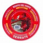 Bonito del Norte en Salsa 1800gr. Serrats. 4 Unidades