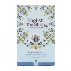 Infusión Energise Me 30gr. English Tea Shop. 6 Unidades
