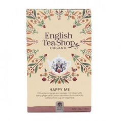 Infusión Happy Me 30gr. English Tea Shop. 6un.