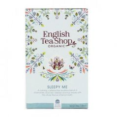 Infusión Sleepy Me 30gr. English Tea Shop. 6un.