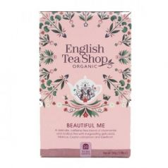 Infusión Beautiful Me 30gr. English Tea Shop. 6un.