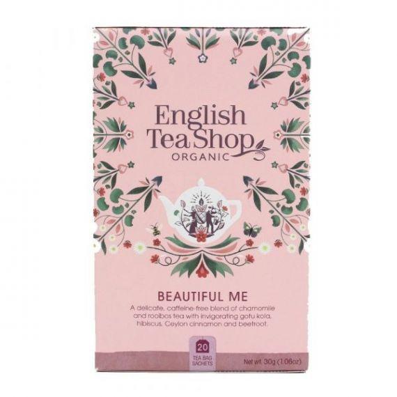Infusión Beautiful Me 30gr. English Tea Shop. 6 Unidades