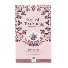 Infusión Shape Me 30gr. English Tea Shop. 6un.