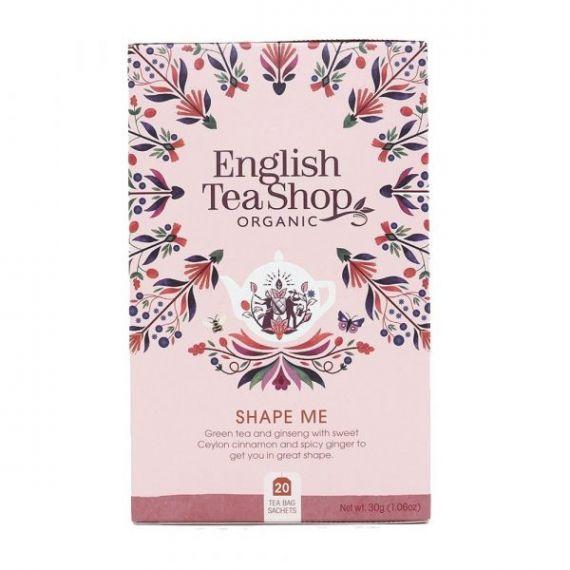 Infusión Shape Me 30gr. English Tea Shop. 6 Unidades