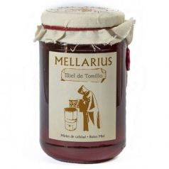 Miel de Tomillo 500gr. Mellarius. 12 Unidades