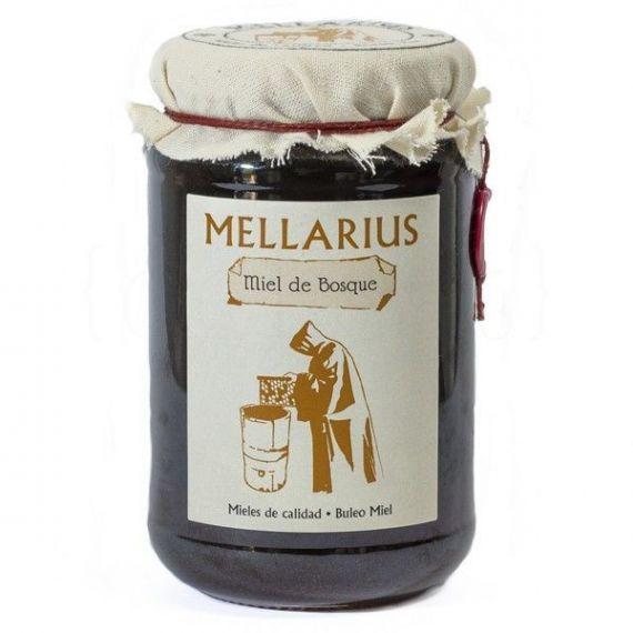 Miel de Bosque 500gr. Mellarius. 12 Unidades