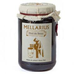 Miel de Brezo 500gr. Mellarius. 12 Unidades