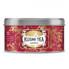 AquaRosa 125gr. Kusmi Tea. 6 Unidades