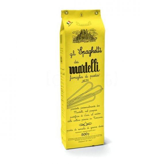 Spaghetti de la Toscana 500gr. Martelli. 20 Unidades