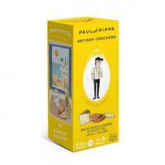 Galletas de Queso Manchego 100gr. Paul & Pippa. 6 Unidades