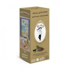 Galletas de Olivada 100gr. Paul & Pippa. 6 Unidades