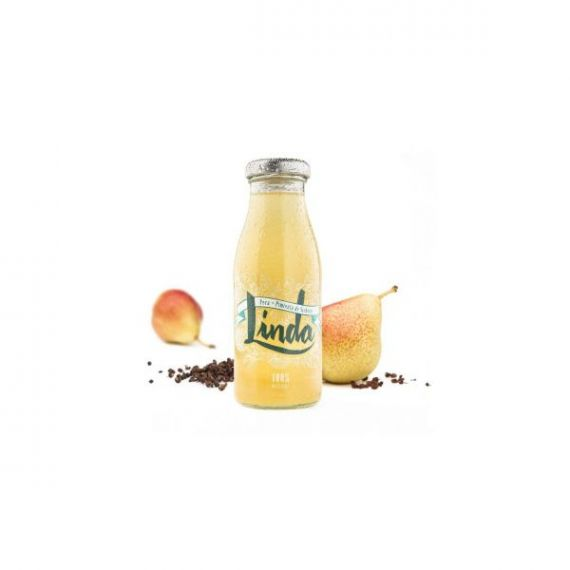 Linda Pera (pera + pimienta de sechuan) 250ml. Linda. 24 Unidades