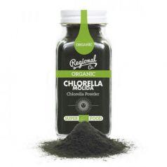 Chlorella Orgánica molida 100gr. Regional Co. 6 Unidades