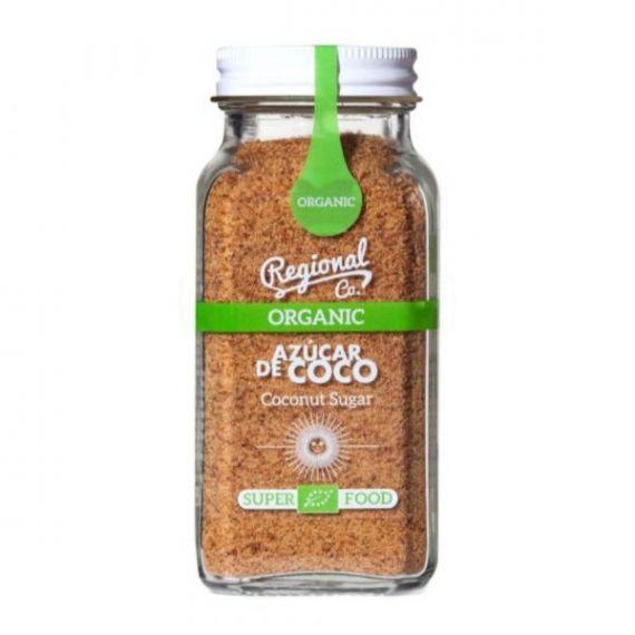 Azúcar de Coco Orgánico 110gr. Regional Co. 6 Unidades