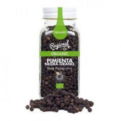 Pimienta Negra Orgánica en grano 80gr. Regional Co. 6 Unidades