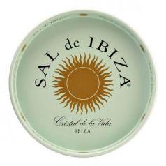 Bandeja Metálica de Sal de Ibiza. Sal de Ibiza. 1 Unidades