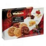 Surtido Biscuits de Mantequilla 250gr. Walkers. 12 Unidades