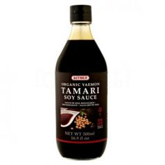 Salsa Tamari BIO 500ml. Mitoku. 12 Unidades