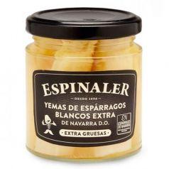 Yemas de espárragos de Navarra 250gr. Espinaler. 12 Unidades