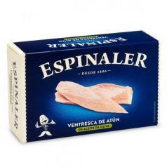 Ventresca de atún en aceite de oliva OL-120. Espinaler. 25un.
